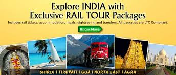 rail tourism packages in india cheap irctc travel package