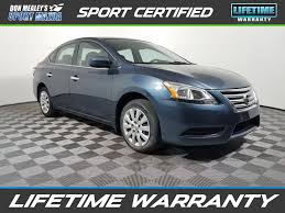 2014 nissan sentra interior backseat used 2014 nissan sentra sv 4d sedan in orlando zp694825 sport mazda
