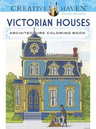 victorian houses amazon com creative haven victorian houses architecture coloring