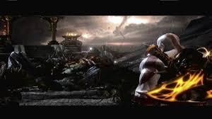 film god of war vs zeus god of war 3 zeus death scene youtube