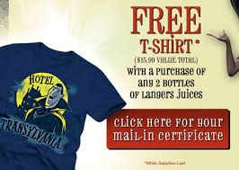 free hotel transylvania shirt 15 99 juice purchase