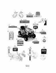 uncategorized craftsman riding lawn mower parts manualsonlinecom