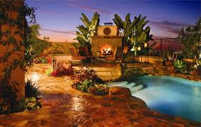 pool garden fire fireplace quinju com ultimate swimming pool