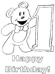 birthday coloring sheets bday5 birthdays coloring pages u0026 coloring book