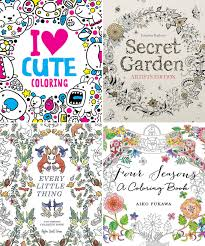 best coloring books for adults instyle