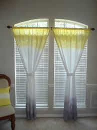 Yellow Kitchen Curtains Valances Yellow Kitchen Curtains Valances Flower Uk Natandreini