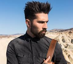 spiked looks for medium hair best hairstyles for men spikes