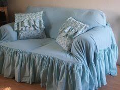 shabby chic sofa slipcover throw 395 00 via etsy slipcovers