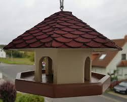 Werkzeugschrank Arbeitstisch Kombi Bauanleitung Zum Vogelhaus Oktagon Achteck Futterklappe Futterschacht Dachpappeln