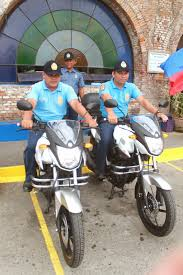 philippine motorcycle kalibo pnp receives motorcycle units from kasafi aklan forum journal