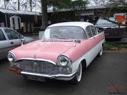 vauxhall pink cresta pa 1962