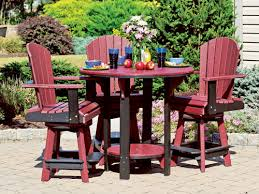 Amish Outdoor Patio Furniture Poly Outdoor Furniture This N That Amish Outlet