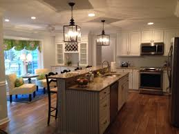french country floor plans rustic french country kitchen bespoke island yorkshire stools