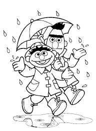inspirational free sesame street coloring pages coloring
