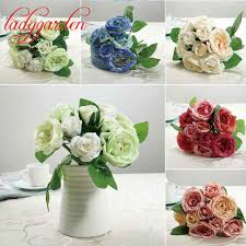 fall flowers for wedding silk flowers for wedding bouquets cheap make your own bridal