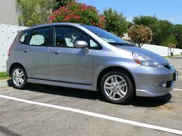 2007 honda fit overview cargurus