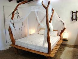 Wood Canopy Bed Frame Queen by Diy Wooden Canopy Bed Frame Mark Tuckey Simple 4 Poster Bed Design