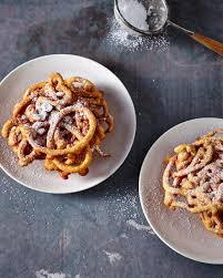 mini funnel cakes recipe myrecipes