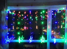 Lights For Windows Designs with Windows Christmas Lights In Windows Designs Decorations Window