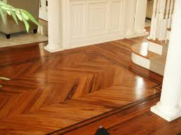 tigerwood chevron home design floor patterns wood
