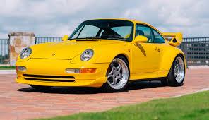 porsche ruf ctr2 a 1996 porsche 911 gt2 to be auctioned in monterey