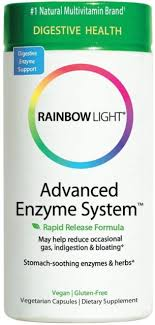 rainbow light advanced enzyme system rainbow light advanced enzyme system 180 veg capsules ebay
