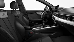 audi a4 2017 black tour the interior of the 2017 audi a4 butler audi south atlanta