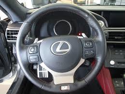 lexus vehicle make used 2016 lexus rc 350 lexus rc 350 f sport cuir rouge nav