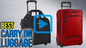how many carry on bags allowed united top 10 carry on luggage of 2017 video review