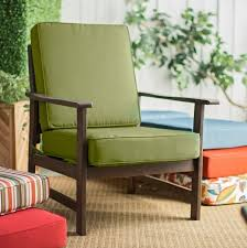 Walmart Patio Chair Cushions by Accessories Walmart Outdoor Chair Cushions Clearance With Top