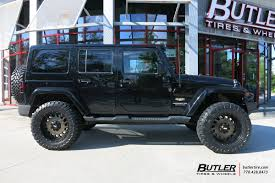 20 In Light Bar Jeep Wrangler With 20in Grid Offroad Gd4 Wheels Exclusively From