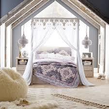 bedroom canopy casual boho canopy pbteen