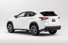 lexus sports car model lexus unveils all new nx model manjr
