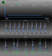 Sound Equalizer For Windows How To U2013 Optimize Bass With Profoundsound Profound Sound Audio Blog