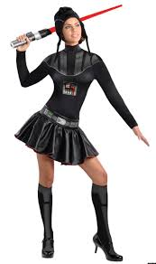 ladies would you wear a u0027star wars u0027 costume pictures