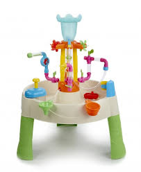 Little Tikes Play Table Fountain Factory Water Table