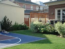 Backyard Basketball Court Ideas by Photo Page Hgtv