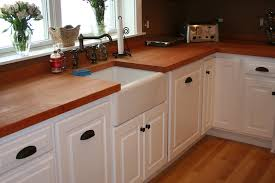 Tile Kitchen Countertop Designs Wood Kitchen Countertops By Grothouse
