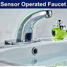 Automatic Kitchen Faucet Automatic Kitchen Faucet Brass Automatic Sensor Font B Kitchen