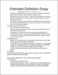 examples of example essays