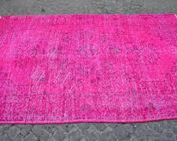 Fuchsia Rug Fuchsia Rug Perfect Patterns Pink Oushak Rug Vintage