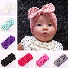 baby girl hair bands aliexpress buy solid wool made headband newest girl