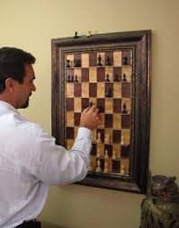 chess decor vertical chess boards and handmade chess sets for
