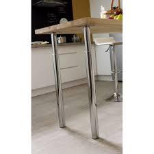 fabriquer une table bar de cuisine beau fabriquer un mange debout et fabriquer table haute cuisine