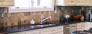 slate backsplash kitchen slate backsplash tile design backsplash