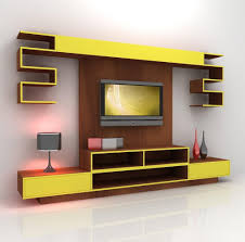 Latest Wood Furniture Designs Living Room Beautiful Wall Mount Shelf For Tv Components With