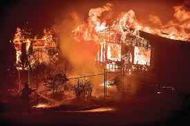 Canadian Wildland Fire Training by Thousands Flee Wildfires Burning In The Us And Canada The