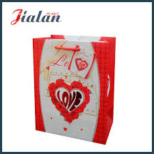 s day shopping china customize 3d heart s day shopping gift paper