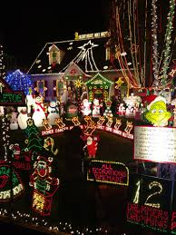 rva tacky lights tour thanksgiving day edition