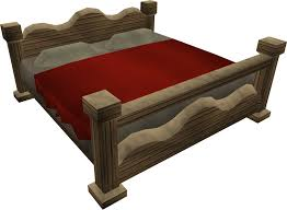 Oak Bed Large Oak Bed Runescape Wiki Fandom Powered By Wikia